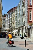 Streets of Burgos at Daytime — Stock Photo