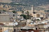 View of Fez medina (Old town of Fes) — Stock Photo