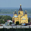 Russian Church in Summer — Foto de Stock