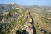 Mountain Palomaret in Spain — Stock Photo