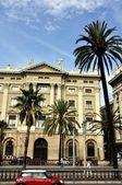 City Center of Barcelona — Stock Photo
