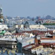 Stock Photo: Aerial view of Saint Petersburg