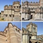 Coca Castle, Spain — Stock Photo #22337999
