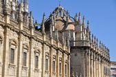 Katedral, sevilla, i̇spanya — Stok fotoğraf