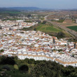 City of Almodovar del Rio, Andalusia, Spain - Stock Photo