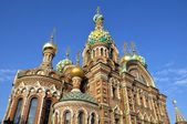 Church in Saint Petersburg, Russia — Stock Photo