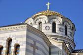 Hersones, kırım katedrali — Stok fotoğraf