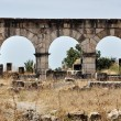 Volubilis Capitol - Stock Photo