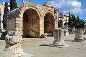 Ruins in Tarragona, Spain — Stock Photo
