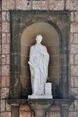 Klasztor montserrat, barcelona — Zdjęcie stockowe