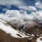 Winter Resort Vall de Nuria — Stock Photo #25417427