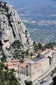 Montserrat Monastery, Spain — Stock Photo