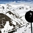 Стоковое фото: Winter Resort Vall de Nuria