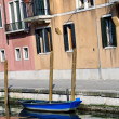 Foto Stock: Canals of Venice, Italy