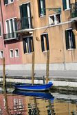 Canals of Venice, Italy — Foto de Stock