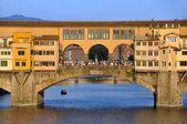 Ponte Vecchio, Florence, Italy — Stock Photo
