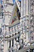 Cathedral Duomo, Siena, Italy — Stock Photo