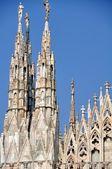 Cathedral Duomo, Milan, Italy — Stock Photo