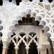 Stock Photo: AljaferiPalace in Zaragoza