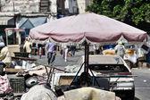 Flee Market in Morocco, Africa — Stock Photo