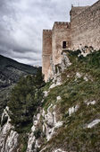 Santa Catalina Castle in Jaen, Andalusia, Spain — Stock Photo