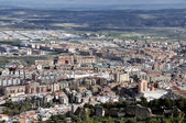 Stad van jaen, andalusië, spanje — Stockfoto