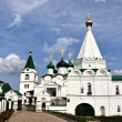 Russian Monastery in Summer — Stock Photo