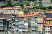 Vieilles maisons de porto — Photo