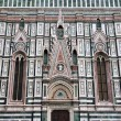 Cathedral Santa Maria del Fiore, Florence, Italy — Stock Photo