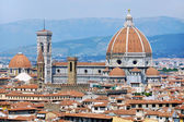 Cathedral Santa Maria del Fiore, Florence, Italy — 图库照片