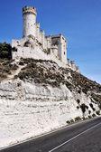 Penafiel Castle (Vertical) — Stockfoto