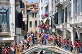 Venice city center, Italy — Stock Photo