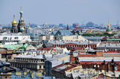 Aerial view of Saint Petersburg — Stock Photo