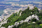 Castle of the Moors, Portugal — Stock Photo