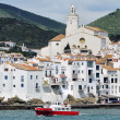 Seaside city Cadaques, Catalonia, Spain — Stock Photo