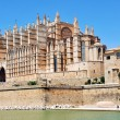Cathedral of Palma de Majorca, Spain — Stock Photo