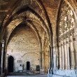 La Seu Vella Cathedral, Lleida — Stock Photo