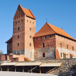Trakai Castle, Lithuania — Stock Photo