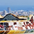 Park Guell, Barcelona, Spain — Stock Photo #34697987