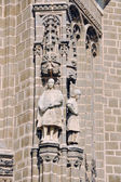 Monastery in Toledo — Stock Photo
