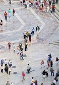 Virgin square in Valencia, Spain — Stock Photo