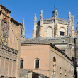 Monastery in Toledo, Spain — Stock Photo