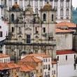 Aerial view of Porto — Stock Photo
