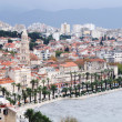 Stock Photo: Aerial view of Split, Croatia