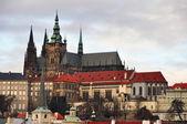 Castle in Prague, Czech Republic — Stock Photo