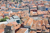 Aerial view of Porto — Stockfoto
