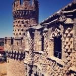 Manzanares el Real castle — Stock Photo