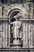 Santiago de Compostela Cathedral, Galicia, Spain — Stock Photo