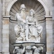 Statue in Vienna, Austria — Stock Photo