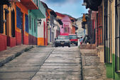 San cristobal de las Casas, Mexico — Stock Photo
